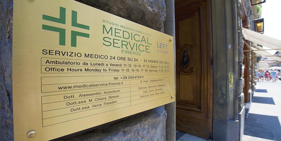 Medical Service Firenze